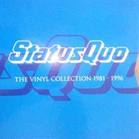 Status Quo-The vinyl collection 1981-1996