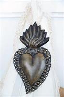 Hjärta från Jeanne d'Arc living.
