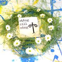 Design disktrasa från Erika Tubbin Stång sill sång
