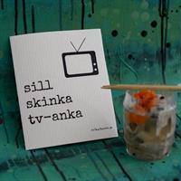 Design disktrasa från Erika Tubbin Sill skinka Tv