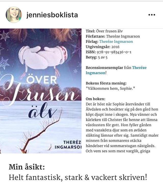 """""""Över frusen älv"""" får 5/5!"""