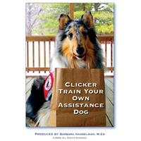 Clickertrain your own assistance dog
