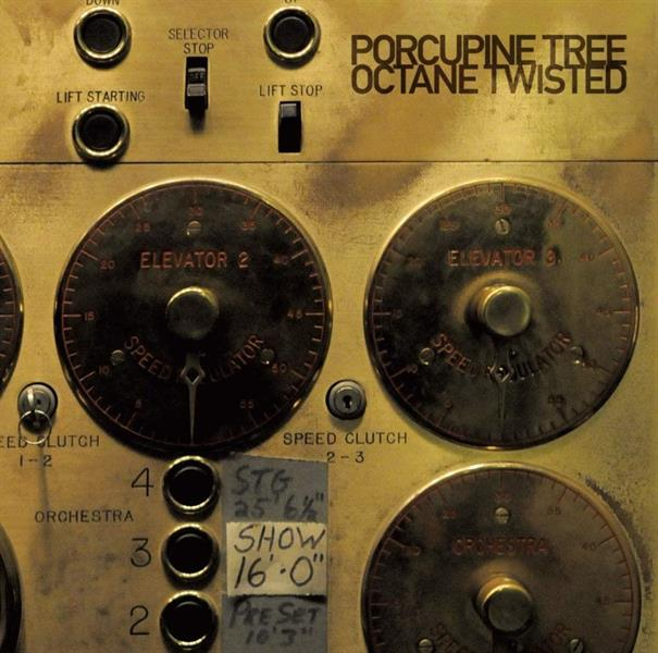 PORCUPINE TREE-Octane Twisted