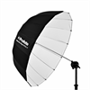 Umbrella Deep White S (85cm/33