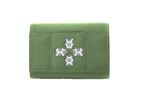 Micro EMPTY Trauma Kit NOW! Belt Pouch