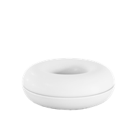 DONUT white one size