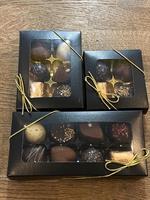 Choklad praliner från Belgien liten