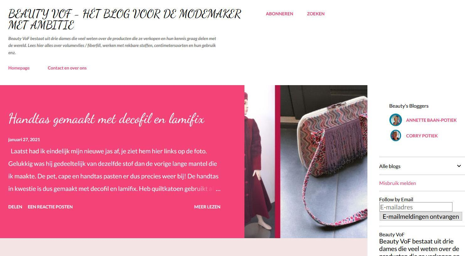 Beauty's Blog