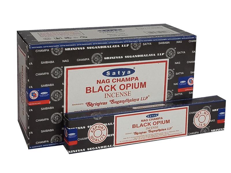 Black Opium  Satya rökelse