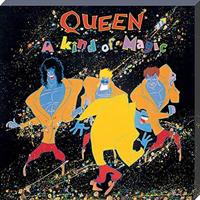 Queen-A Kind Of Magic (Lerret)