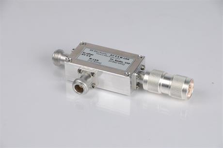AV 2,4 W-LAN m filter