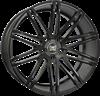 SOLEIL LXN-1 MATT BLACK 8,5X20 5X112 ET42