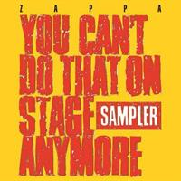 FRANK ZAPPA-You Can't Do That On Stage Anymore (Rsd2020)