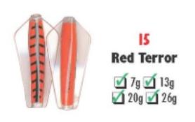 Tasmanian Devil Red Terror #15 20 gram