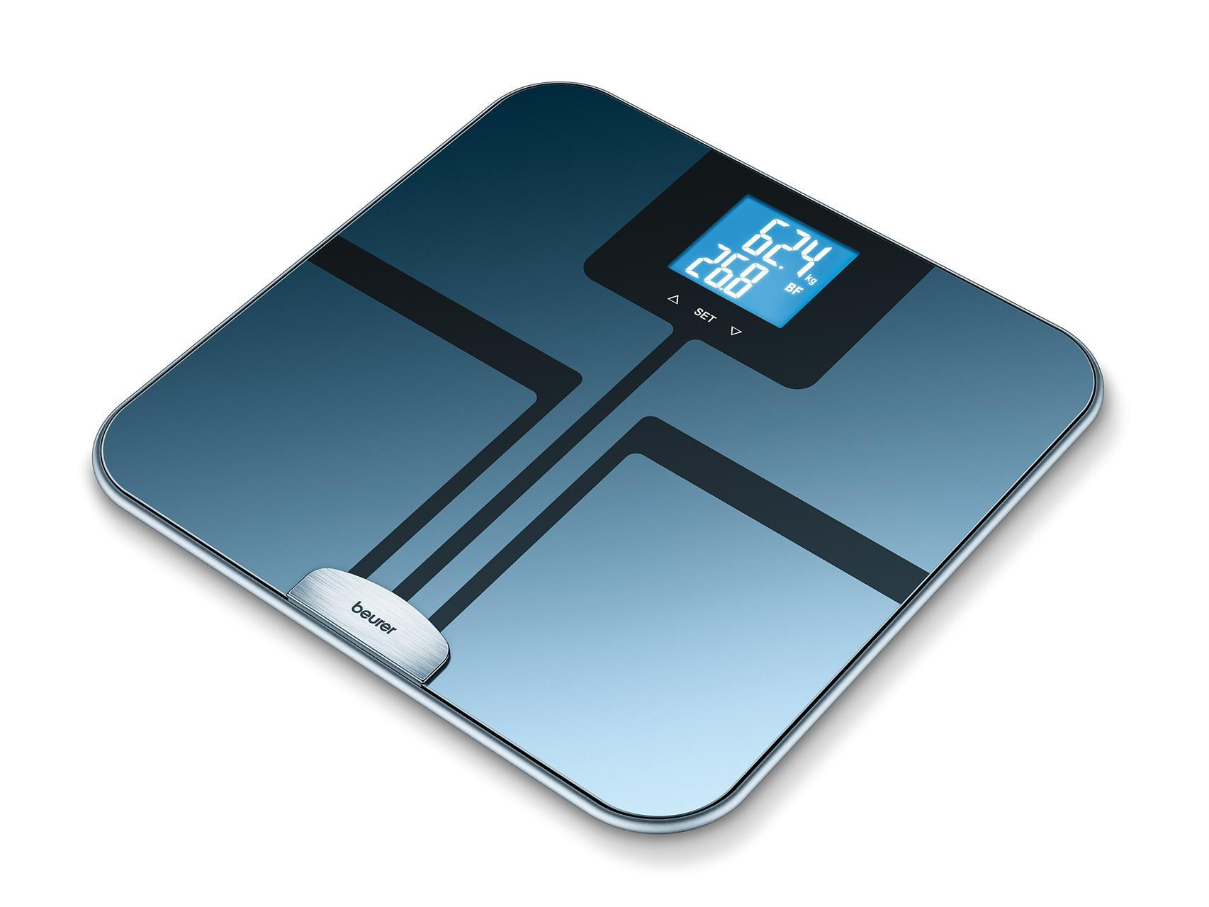 Gå ner i vikt eller få kotroll på din vikt med Beurer personvågar