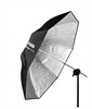 Umbrella Shallow Silver M (105cm/41