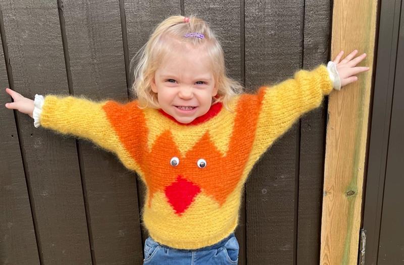 Kylling genser