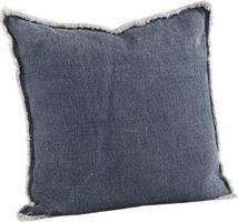 Azur Kuddfodral blå bomull 60X60