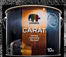 Carat Oljefärg Vit/Bas 1 0,95 lit