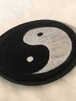 Klangskålskudde Yin-yang
