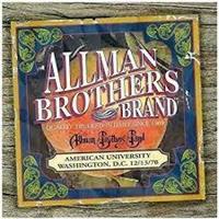 ALLMAN BROTHERS BAND-American University 12/13/70