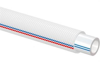 Combi Pipe RIR white 16x2,0 25/20 50m