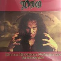 Dio-Live from the coliseum Washington 1984(LTD)