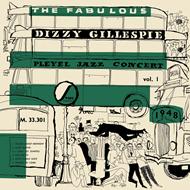 Dizzy Gillespie-Pleyel jazz concert 1948 vol.1