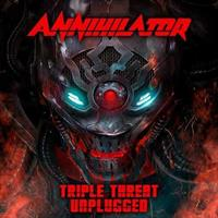 Annihilator-Triple Threat Unplugged(Rsd2020)