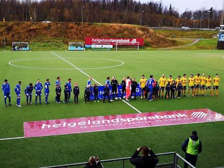 Fotballen gjenoppstår- 5. divisjon venter!