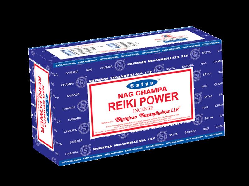 Reiki Power  Satya rökelse