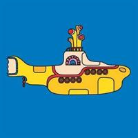 Beatles-Yellow Submarine(Lerret)