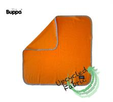 Blanket Double Fleece Orange OUTLET