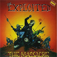 The Exploited-The massacre(LTD)