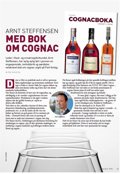 Enda en omtale av Cognacboka