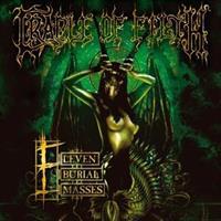 Cradle Of Filth-Eleven Burial Masses
