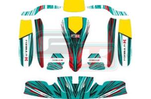 Dekorsett FK 506  2020 Mod
