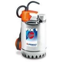 Pedrollo RX, pump med flottör