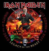 Iron Maiden-Legacy of the beast(2CD Digi)