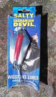 Tasmanian Devil Salty Rød 45 gram