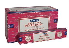 Indian Rose  Satya rökelse
