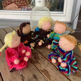 Våra barn trivs tillsammans! Bara G.O.T.S. certifierad bomull i velouren!
