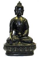 Buddha Resin 28 cm