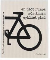 Designdisktrasa från Erika Tubbin för cykel