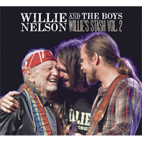 Willie Nelson and the boys-Willie`s stash vol.2