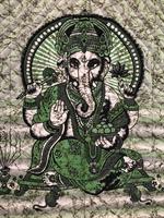 Ganesh enkel grön