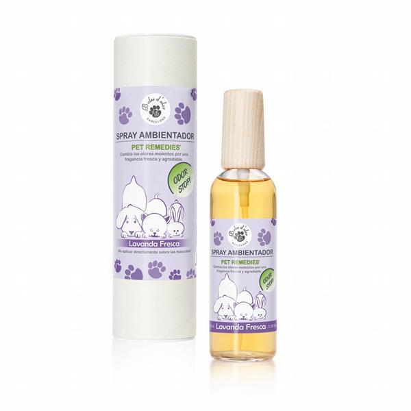Lavendel LILLA hund og katte romspray 100 ml