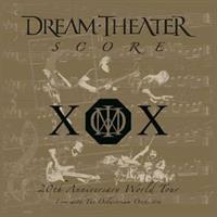 Dream Theater-Score: 20th Anniversary World Tour
