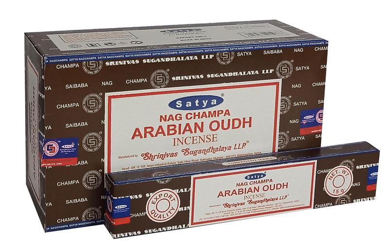 Arabian Oudh  Satya rökelse