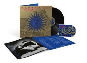 ALPHAVILLE-Breathtaking Blue(Delux ED.)